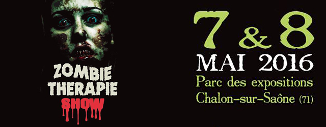 Zombie Therapie Show - Convention Tattoo - Magie Horreur
