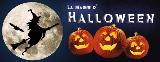 Magie d'Halloween - Anthony-James Magicien - Lyon